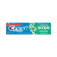 Crest Whitening + Scope